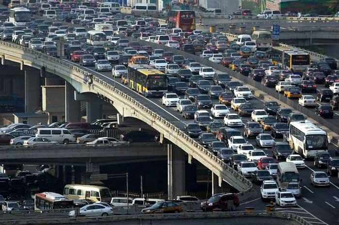 کارشناس رسمی دادگستری رشته مهندسی ترافیک