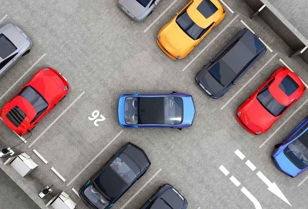 ارزیابی پارکینگ